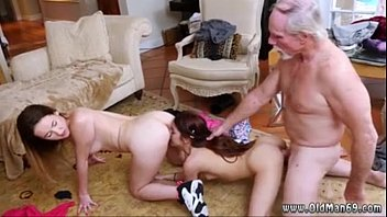 daughter young old fucks japaneses man The pick up