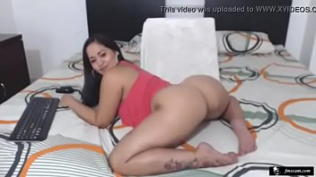supermarket leggings latina spandex Anna gets her ass stuffed 00