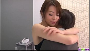 saying her boss to employee fuck Japanese mother with sex father help