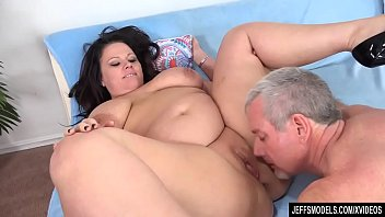milking his fat cock Randy belly invasion