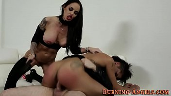 to forced eat pussy pledges Play with ghost