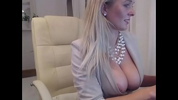 hot girl blonde For money by dad