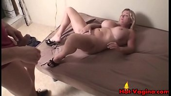blond fuck a rough gets My cunt needs more than a massage
