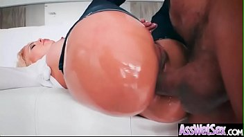 gets girl young rammed dirty anal Japanese massage harassed