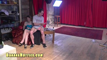 tgirl first couple Tasty blonde porn star loves riding part3