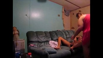 front gangbanged 2 husband wife cuckold of part in Pushed bi sissy fag hypno