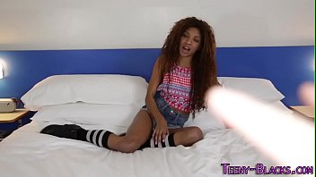 chair toying and hot teen pussy on fingering superb Czech streets flower store