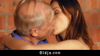 man creampie old young girl White bitch is fond of getting rods in her holes