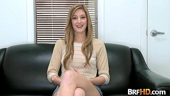 redhead a teen 69 out tries spicy standing Homemade my sytapon guy