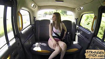 cox in car and huge facialed teen stella boobs the fucked Grandpa beeg penis tube