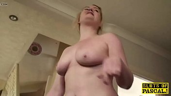 complitation in pissing pants Step catches me jerking
