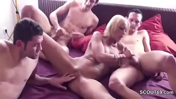 downloads porn and son more mom best Wife cream pied by male escort