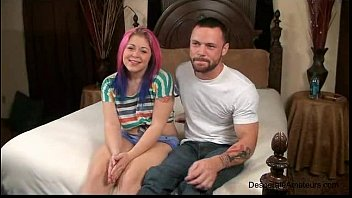 mom stupid casting clips first Gay car amateur
