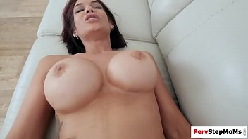 with older milf busty enjoying is man Woman sells car ends up riding cock