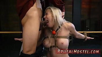eat forced cum French milf solo