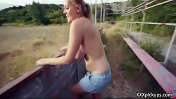 girls fuck public Amateur teen girl get hard bang at party vid 15