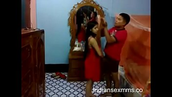 married indian newly Amateur couple with chick doing blowjob and fucking in extreme poses