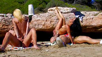 sally the on beach layd Simone sonay mother know bestscene download