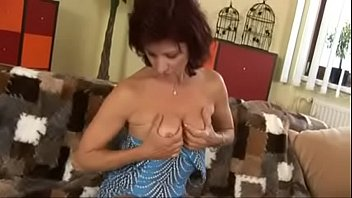 among e mom cr Horny mature pussy licking and fucking