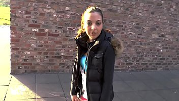 german teen money Horny beauty gets pissed on by tw