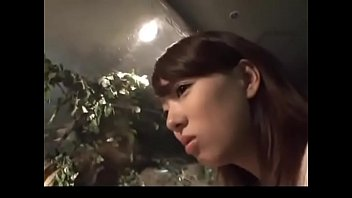 japanese maintenance worker10 House maid licking molds pussy